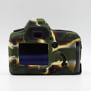Image 5 - Limitx Siliconen Armor Skin Case Body Cover Protector Voor Canon Eos 5D Mark Ii 5D2 Dslr Body Camera Alleen