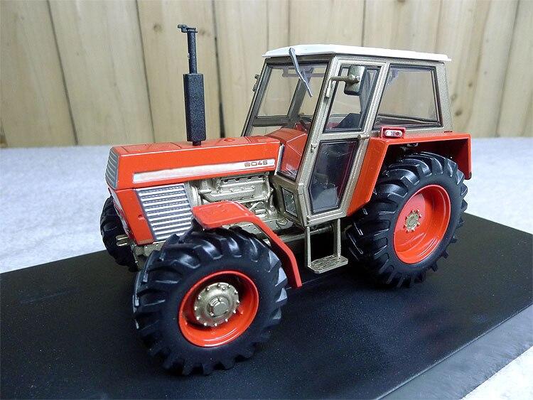 희귀 한 특별 행사 1:32 5272 z c 80452 wd red 체코 트랙터 농업 차량 모델 합금 컬렉션 모델-에서다이캐스트 & 장난감 차부터 완구 & 취미 의  그룹 1