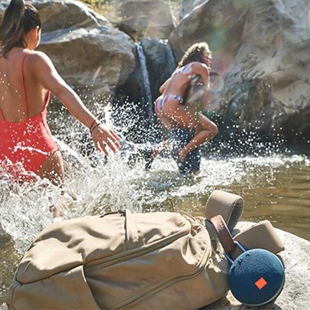 Bluetooth Loudspeaker Portable Loud Stereo Sound Waterproof Speakers 1