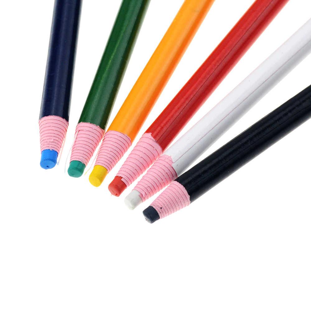 Crayons craie de couture en tissu 1 pièce   Stylo marqueur, outils de couture, craie coupe free pour tailleur, crayon de vêtement, accessoires de couture, craie de tailleur