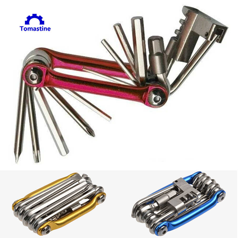 Bicycle Wrench Head Open Bike Repair Tool Durable Coon Set Craft Gear New Pedal