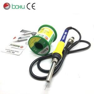 Image 5 - BAKU Электрический паяльник Комплект паяльная станция ручка для 936 878L 601D