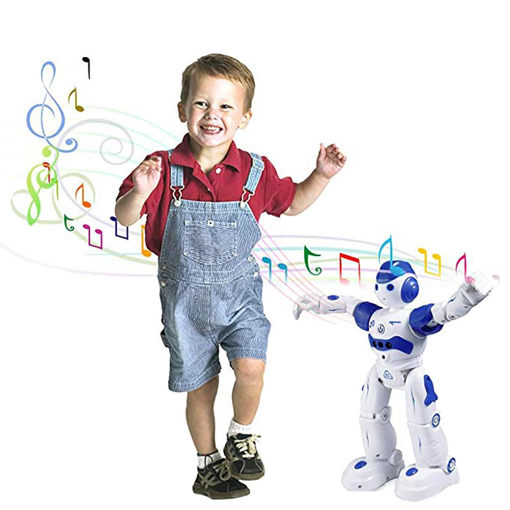 Person - Intelligent Robot Multi-function Smart Robot Children's Toy with Remote Control