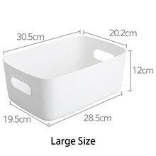 2021 novas caixas de armazenamento mesa organizador plástico gavetas para maquiagem produtos de higiene pessoal acabamento cozinha lanches cesta armazenamento