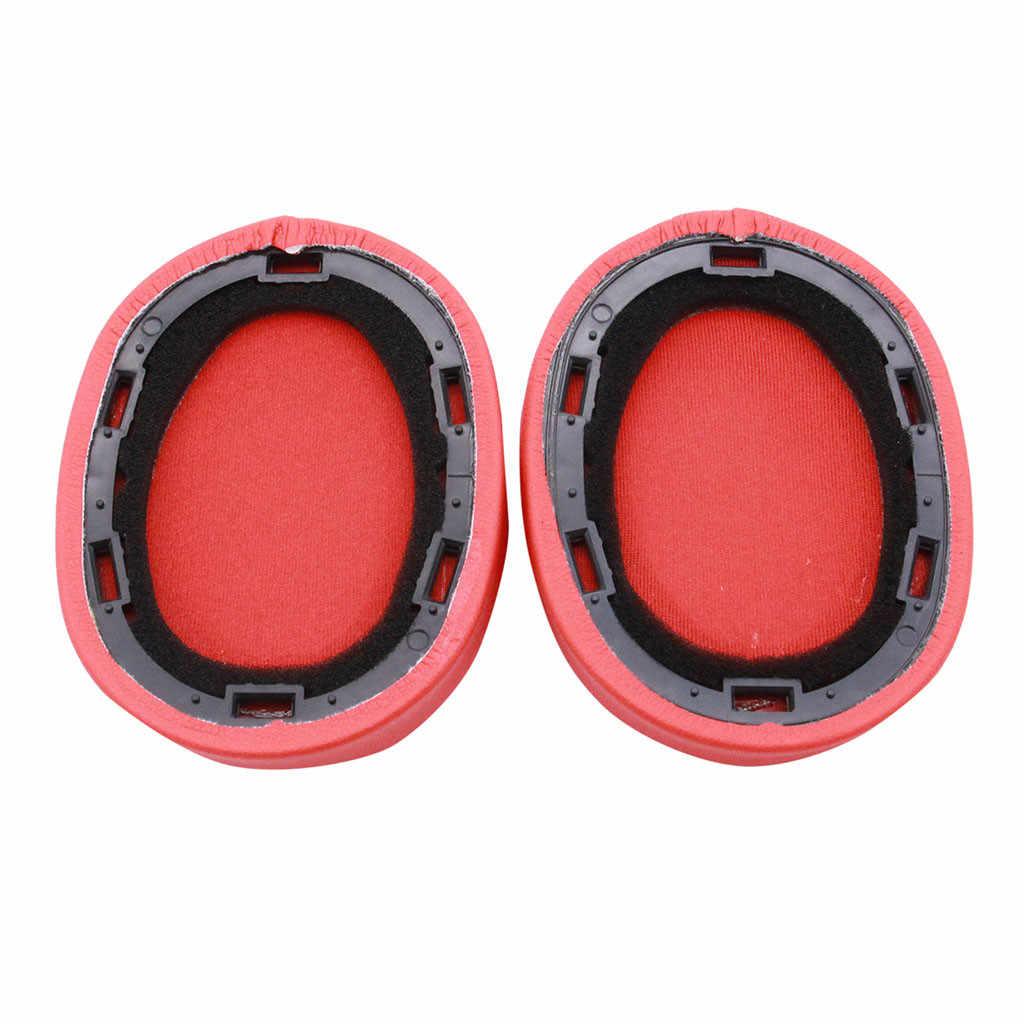 Запасные амбюшуры амбушюры наушников подушки для sony MDR-100ABN WH-H900N наушники L803