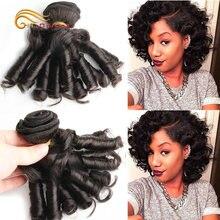 Htonicca натуральные волосы для наращивания волнистые вьющиеся