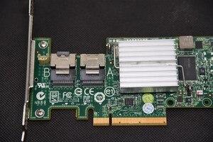 Image 4 - Used original Dell H200 PERC SAS SATA 6Gb PCI e  8 Port Raid Controller=9210 9211 8i 047MCV DELL H200 P20 IT mode