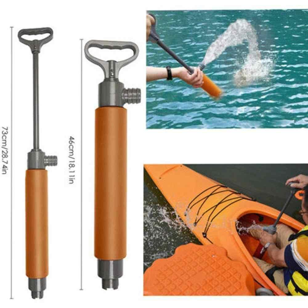 Compact Bilge Water Pump For Raft Kayak Kayaking Emergency Rescue ...