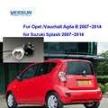 Yessun камера номерного знака для Opel Vauxhall AGILA B 2007 ~ 2014 для Suzuki splash 2007 Автомобильная камера заднего вида помощь при парковке