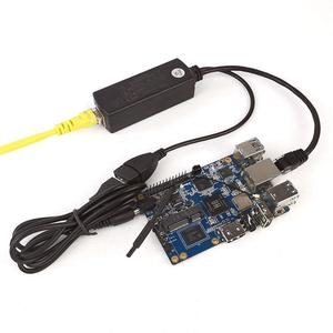 Image 3 - DSLRKIT Gigabit активный сплиттер PoE 5V 5,2 V 2.4A USB TYPE A Female Orange pi 802.3af