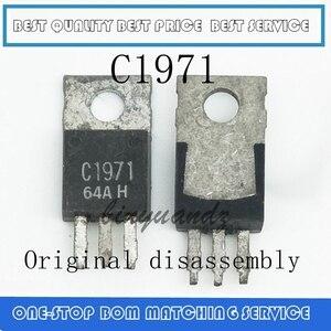 Image 1 - 16PCS 2SC1971 C1971 כדי 220 בשימוש מקורי פירוק