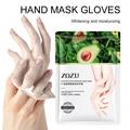 35 г/пара никотинамид масла ши для рук увлажняющая питательная маска для ног восстанавливающая отшелушивающая гладкая маска для ухода за ко...