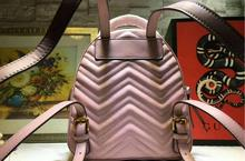2021 AAA + 476671 marka wysokiej jakości plecak moda damska torba z prawdziwej skóry w nowym stylu mody kobiet plecak darmowa dostawa tanie tanio Z dwoiny CN (pochodzenie) żakaradowy Unisex Miękka osłona Kieszonka na telefo miękki uchwyt litera Pasy Frędzel zipper