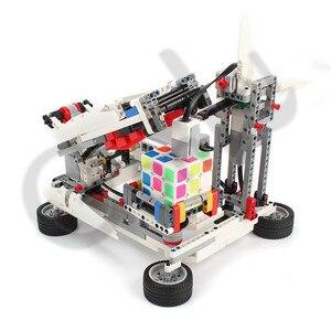 Image 4 - EV3มอเตอร์ใช้งานร่วมกับEV6 31313 45544วิทยาศาสตร์การศึกษาอาคารบล็อกหุ่นยนต์สร้างสรรค์การเขียนโปรแกรมอัจฉริยะโปรแกรมApp