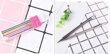 0.5mm Mechanical Pencil Automatic Pencil Lead Refill Office School Supplies image