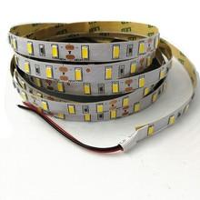 5M IP65 Waterproof LED Strip Light SMD 5630 Bar Flexible DC12V 30LED/M Indoor Outdoor Lighting Tape Ribbon
