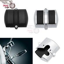 Motorcycle Accessories Brake Pedal Pad Cover Cap For Suzuki Volusia 800 VL 800 Marauder 800 Boulevard M50 C90 Intruder 1500 LC