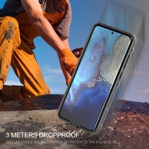 Image 2 - Funda impermeable IP68 para Samsung Note 20 20, carcasa Ultra a prueba de caídas para Samsung S20 S20 Ultra S10 S10 Plus