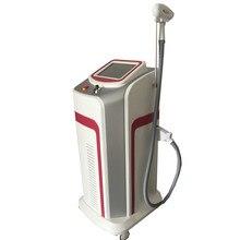 Диодный Лазерный Аппарат для быстрого удаления волос с тремя длинами волны 1064 нм 755 нм 808 нм, мужской и женский эпилятор для лица для всего те...