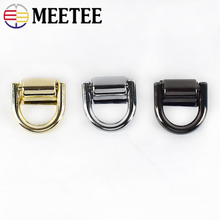 Hook Bag-Strap Ring-Buckle Pendant Clasp Chain-Hang Diy-Clothing Meetee Metal Screw Replacement-Fitting
