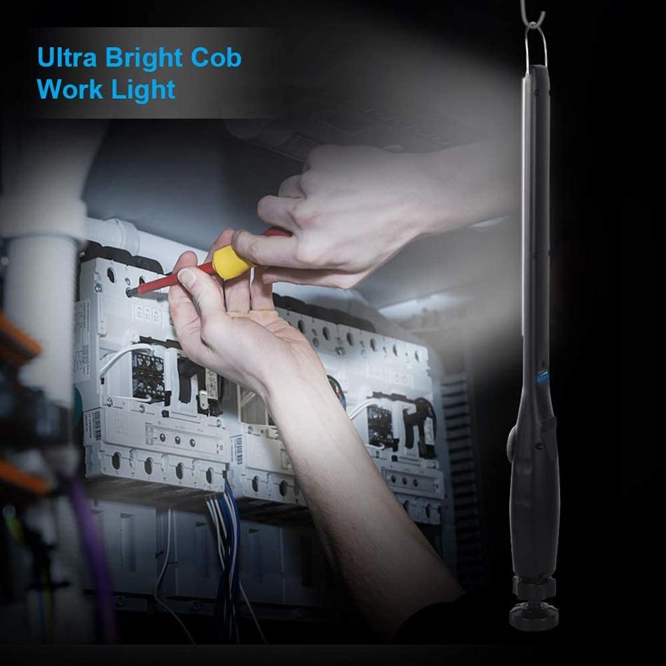 Купить перезаряжаемые светодиодный прожектор cob рабочий свет 37 v