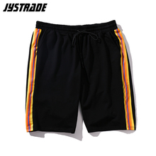 plus size mens fitness gym shorts cotton football