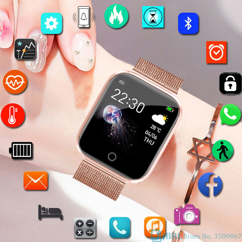 Brand Luxury Digital Watch Women Sport Men Watches Electronic LED  Male Ladies Wrist Watch For Women Men Clock Female Wristwatch