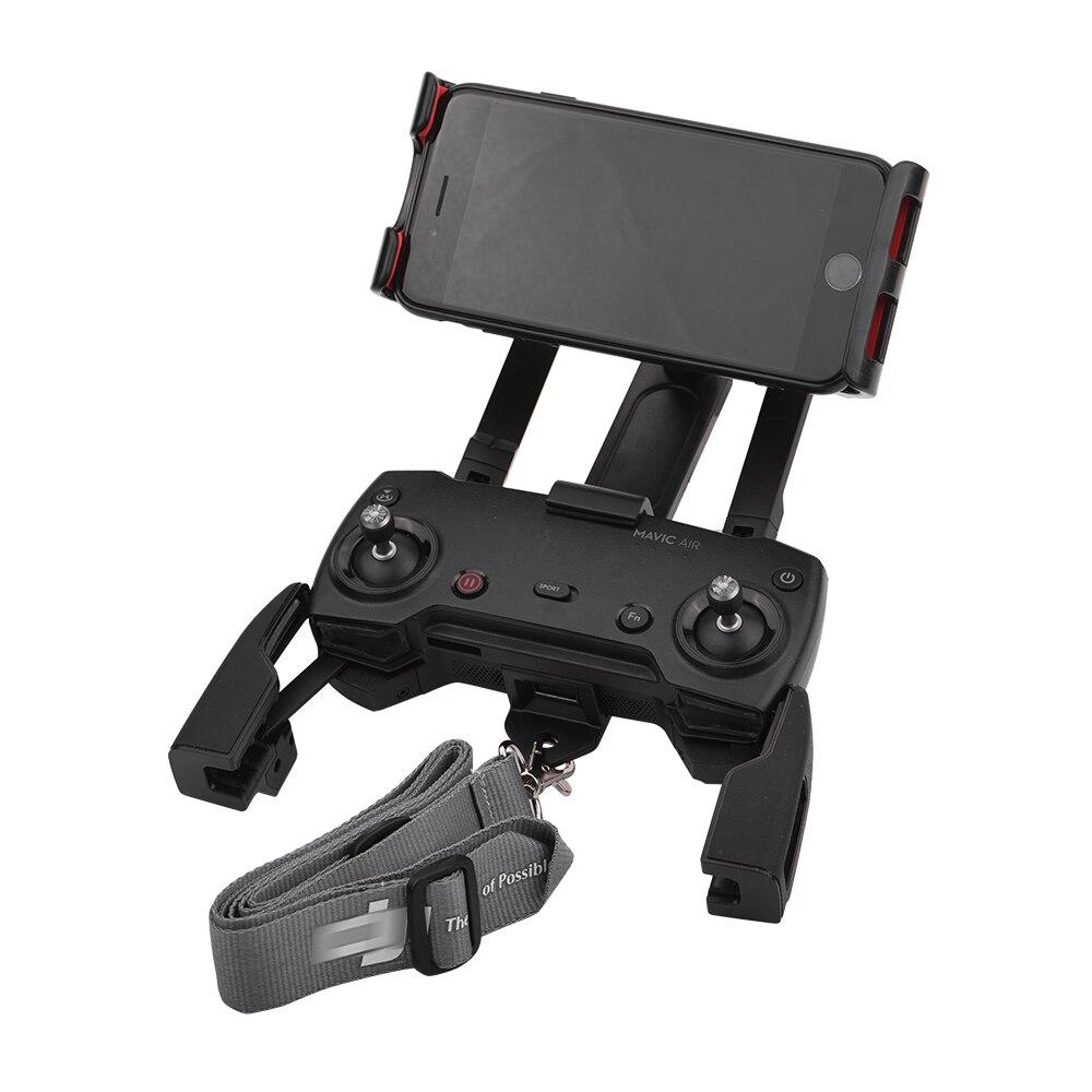 Remote Control Holder Phone Tablet Front Bracket Holder for DJI Mavic MINI Pro DJI Mavic Air Spark Parts Mount Clip for Pad