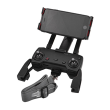 Remote Control Holder Phone Tablet Front Bracket Holder for DJI Mavic MINI Pro DJI Mavic Air Spark Parts Mount Clip for Pad