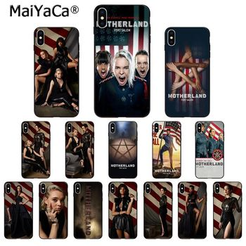 Motherland Fort Salem TPU Soft Silicone Phone Case Cover for iPhone 11 pro XS MAX 8 7 6 6S Plus X 5 5S SE XR case image
