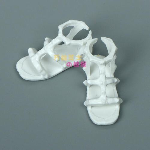 Doll Shoes Mix style High Heels Sandals Boots Colorful Assorted Shoes Accessories For Barbie Doll Baby Xmas DIY Toy 8
