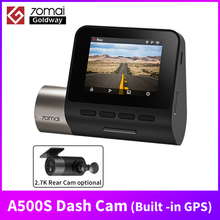 Car Cam DVR Dash-Cam Gps-A500s Adas-Speed Global-Version Pro-Plus Parking-Monitor Coordinates