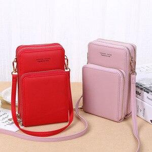 Colorful Cellphone Bag Fashion