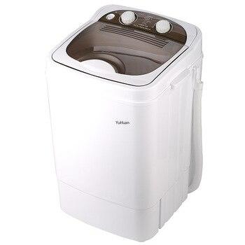 7.0kg pojedyncza beczka Mini pralka pralka i suszarka pralka przenośna pralka od góry ładowanie 220V
