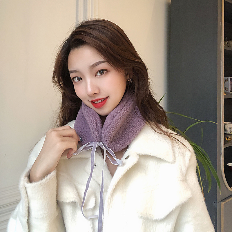 New 2019 Fashion Furry Earmuff Women Keep Warm Ear Muffs Headband For Ladies Lovely Winter Solid Color Outdoors Earmuffs Female