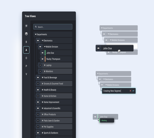 jQuery 树型菜单插件(Treeview)