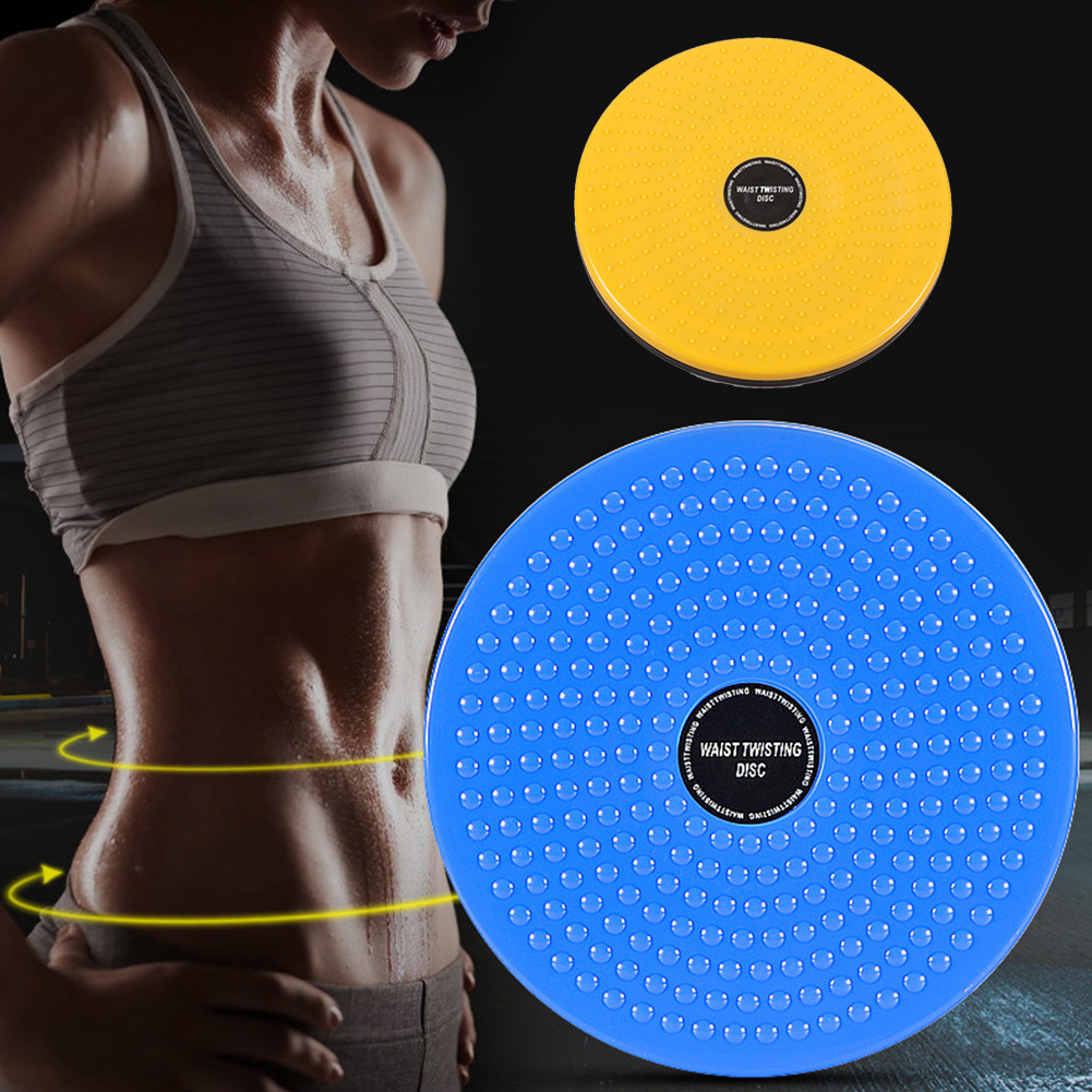 Household Body Building Fitness Equipment Twist Waist Torsion Disc