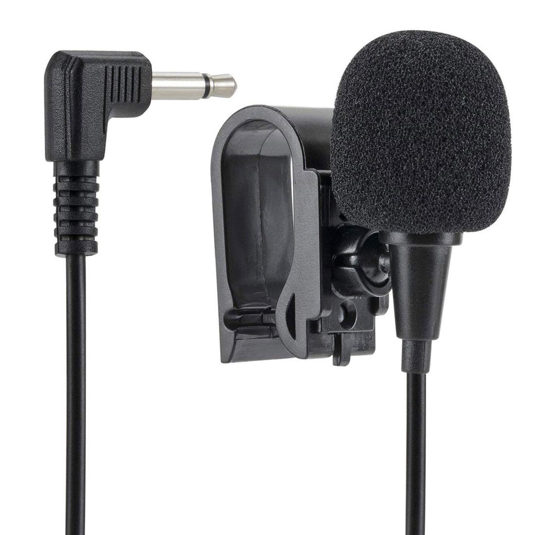 Bluetooth Внешний микрофон для автомобиля 2,5 мм/3,5 мм Автомобильный Аудио Микрофон стереосистемы радио автомобильный внешний микрофон автомоби...