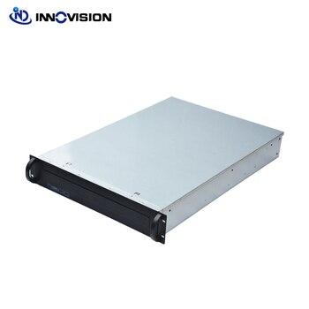 Nuovo 2U 550 MILLIMETRI di profondità di controllo Industriale rack chassis server di 2U di controllo industriale telaio 9 hard disk IPFS NAS telaio