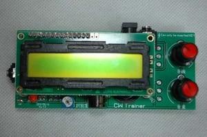 Image 2 - 2in1: CW Trainer & Decoder * Morse Code Training Partner * Keyer Interpreter dc 9v 12v  tune frequency: 600Hz  1200Hz