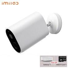 Xiaomi Mijia Imilab inteligentna kamera HD 1080P zewnętrzna aplikacja MiHome bezprzewodowa bramka podczerwieni noktowizor IP66 wersja globalna