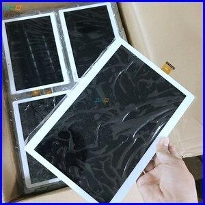 Tela lcd para tablets de 10.1 polegadas, tela original para teclast master t10/t10 e3c6, com painel de tela sensível ao toque sensor digitalizador