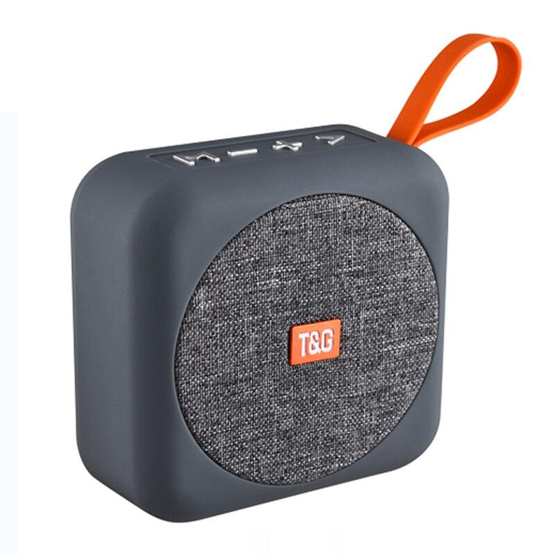Мини Портативный Bluetooth беспроводной динамик открытый ручной аудио коробка FM TF USB