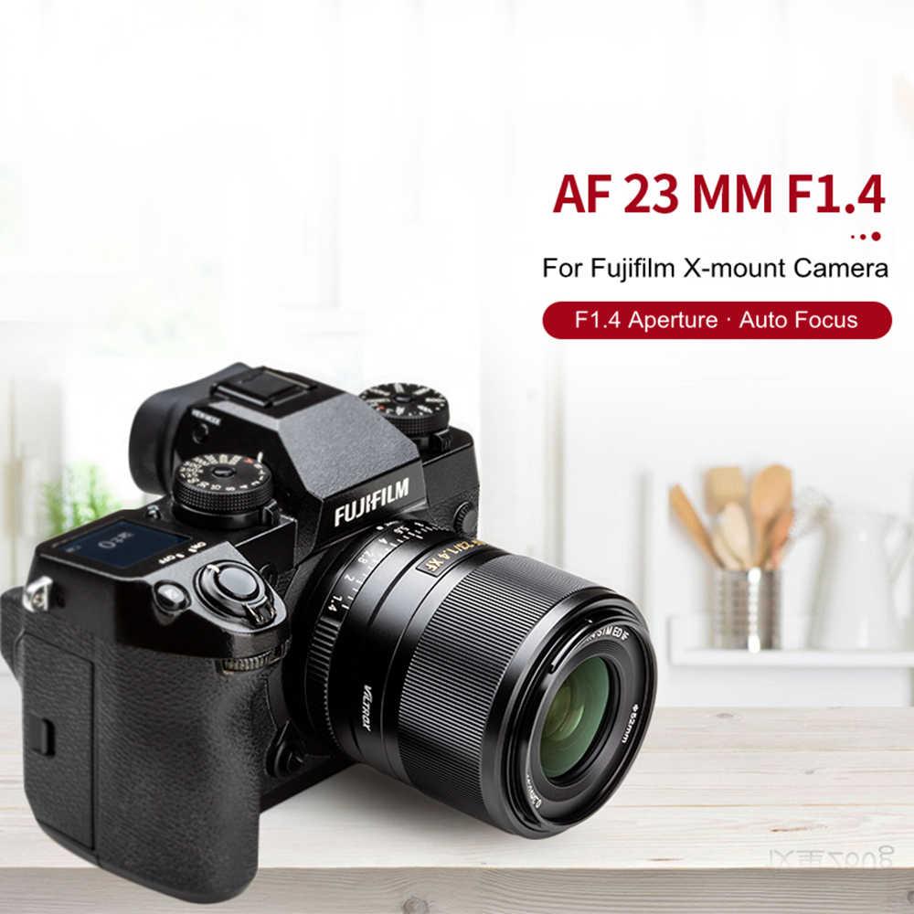 Electronics & Photo Camera Lenses gaixample.org VILTROX 23mm f1.4 ...