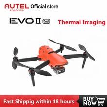 Autel Robotique EVO II/Pro/Double RC Drone GPS 3 Axes 6K/8K 320/640T HD Caméra Cardan 9KM Wifi FPV 40min de Vol Quadrirotor livraison directe