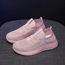 Women Sneakers  Fashion sport shoes woman Breathable Walking Mesh Flat Shoes Women Casual Shoes Gym Vulcanized Tenis Feminino women casual shoes fashion breathable walking mesh flat shoes woman white sneakers women 2020 tenis feminino gym shoes sport m60
