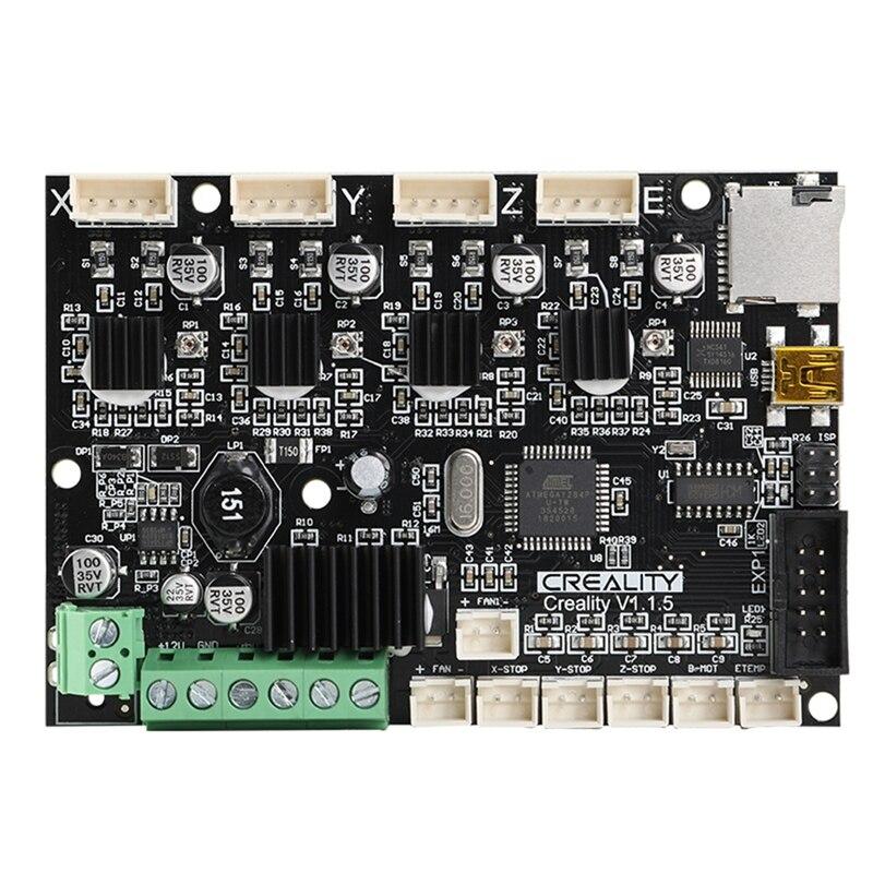 Upgraded Version V1.1.5 24V Super Silent Mainboard Motherboard With Tmc2208 Driver For Ender-3 / Ender-3