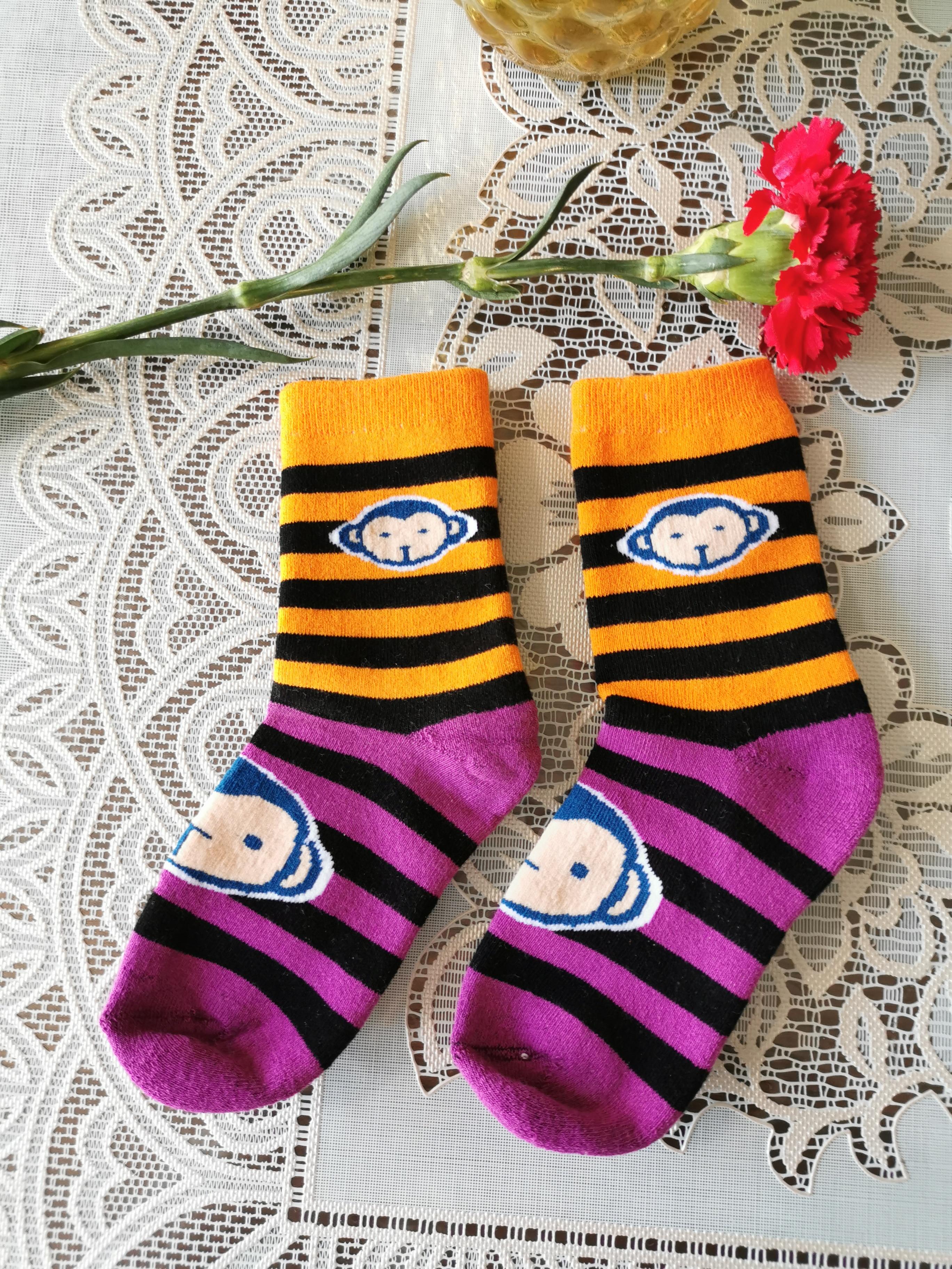 Thick Towel Socks Children Boys Socks Girls Socks Winter Funny Cartoon Cute Warm Socks Kids 1-4 Years 5-8years