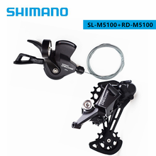 Rear Derailleur Trigger-Shifter SGS Bicycle Bike-Speed Slx M7000 Deore M5100 M5120 SHIMANO