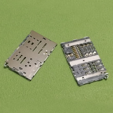Sim карта устройство чтения слот лоток модуль держатель разъем для LG G6 H870% 2FDS LS993 VS988 H872 X экран K500 K500Y% 2FN F650S% 2FK% 2FL